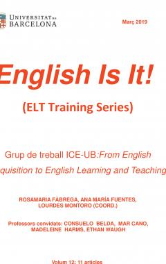 English Is It! (ELT Training Series). Vol. 12