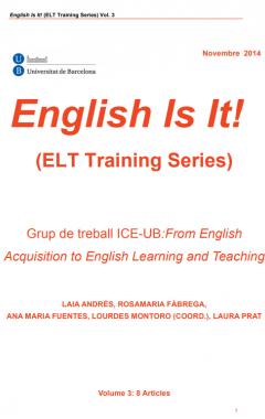 English Is It! (ELT Training Series). Vol. 3