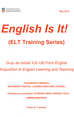 English Is It! (ELT Training Series). Vol. 6