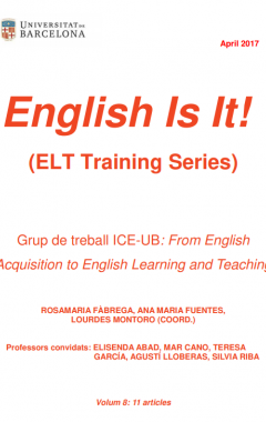 English Is It! (ELT Training Series). Vol. 8