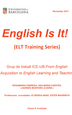 English Is It! (ELT Training Series). Vol. 9