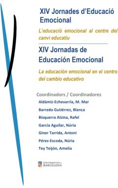 XIV Jornades d'Educació Emocional. L'educació emocional al centre del canvi educatiu
