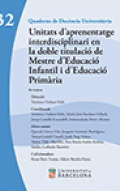 Unitats d'aprenentatge interdisciplinari en la doble titulació de Mestre d'Educació Infantil i d'Educació Primària