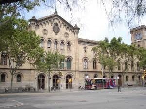 Edifici Històric de la Universitat de Barcelona