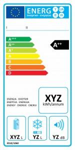 Nova etiqueta d'eficiència energètica