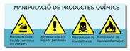 Manipulació de químics