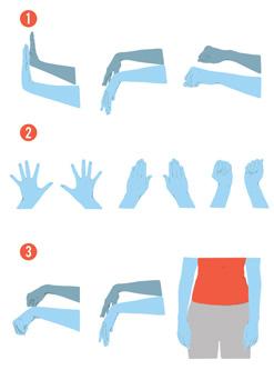 Exercicis de mans i canells