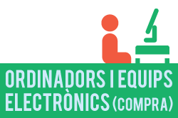 Fitxa de procediment de ordinadors i equipaments electrònics (compra)
