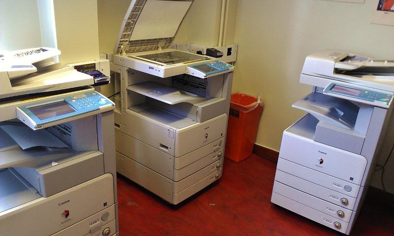 fotocopiadores