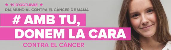AECC: día contra el càncer de mama