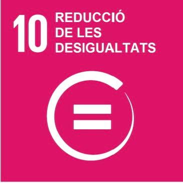 ODS 10: Reducció de les desigualtats