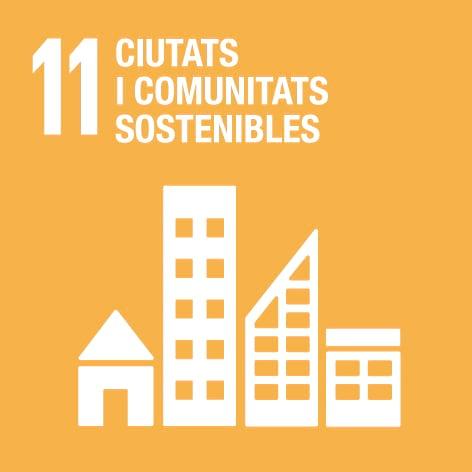ODS 11: Ciutats i comunitats sostenibles