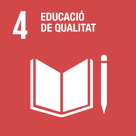 ODS 4: Educació de qualitat