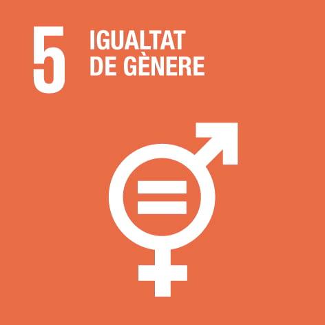 ODS 5: Igualtat de gènere