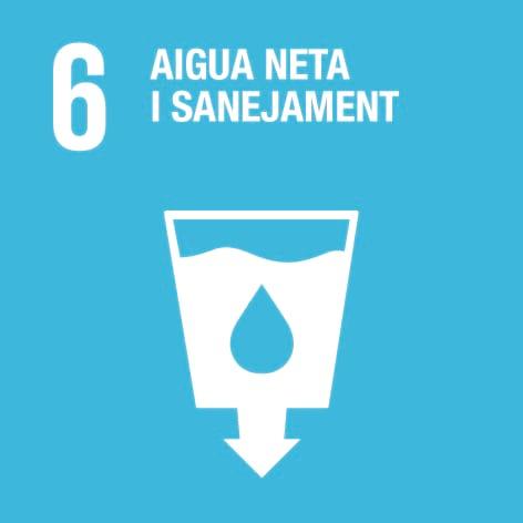 ODS 6: Aigua neta i sanejament