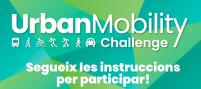 Bàner de l'Urban Mobility Challenge 2019