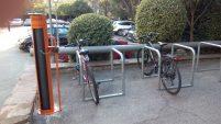 Punt Bici UB d'autoreparació de bicicletes a l'Edifici Històric
