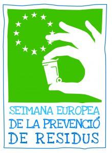 Logotip Setmana Europea de la Prevenció de Residus