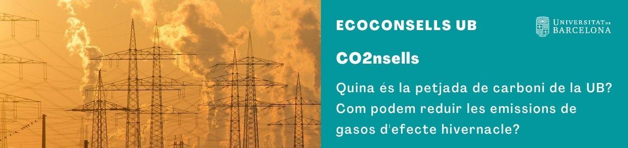 Ecoconsells CO2nsells capçalera