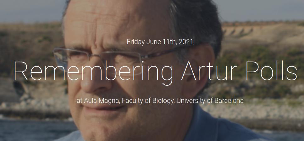 Remembering Artur Polls