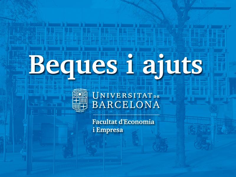 XIII Programa de beques de la BritishSpanish Society