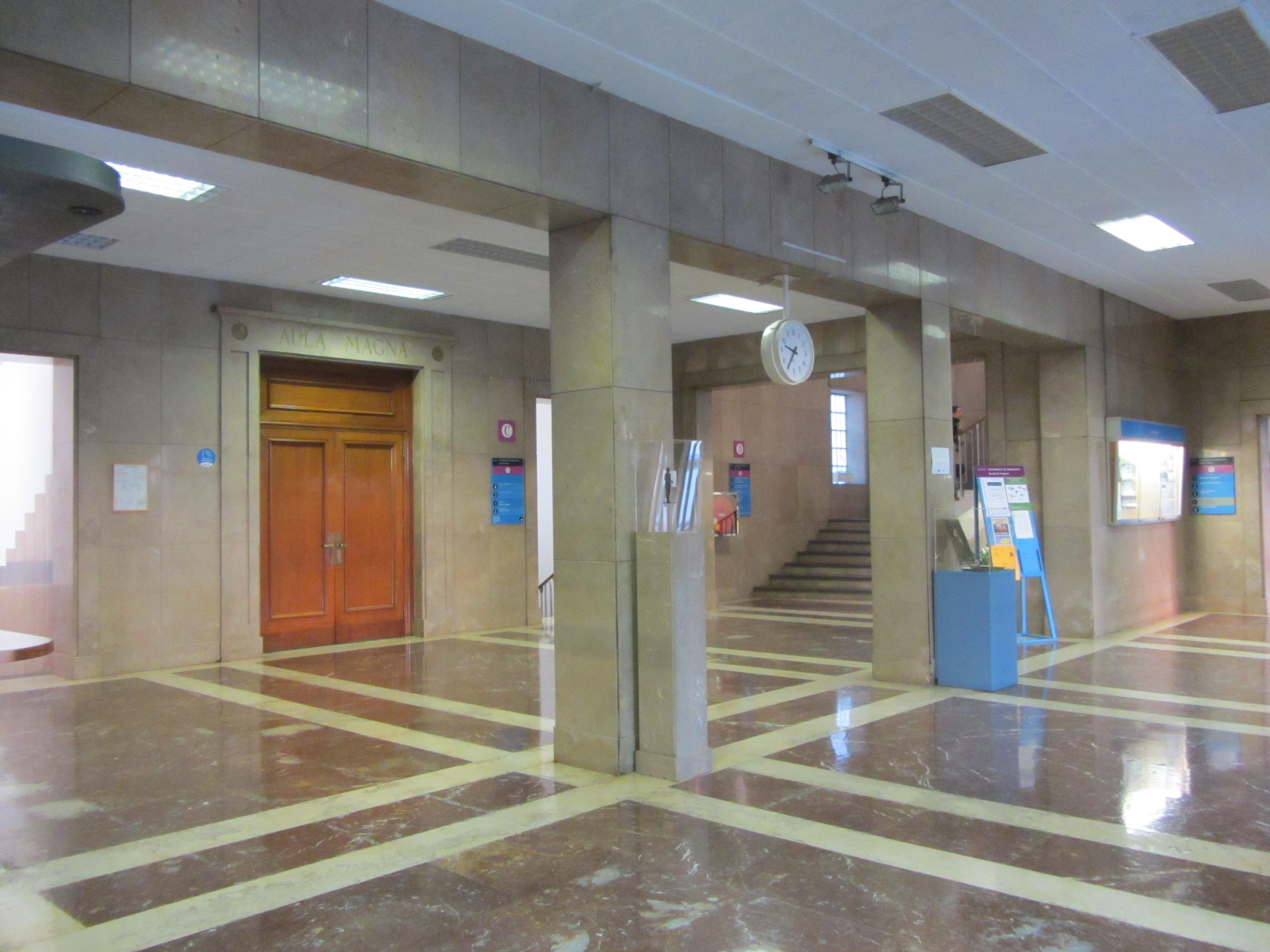 11- Vestibuls i Passadissos