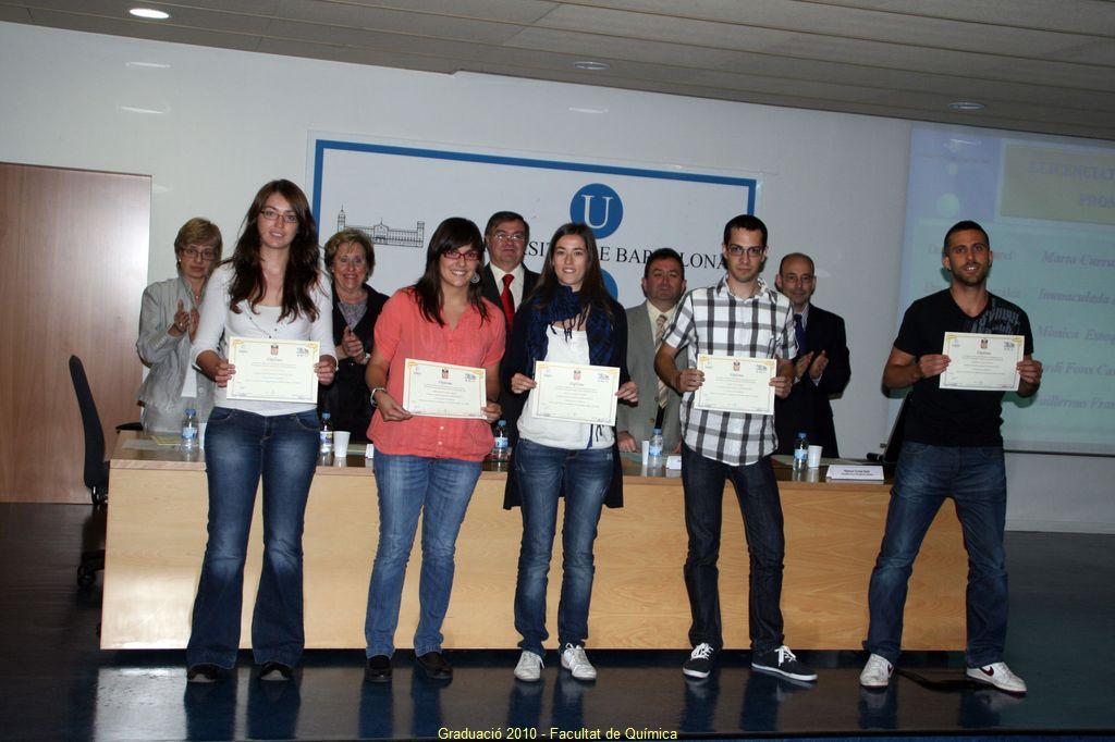 Graduació 2010
