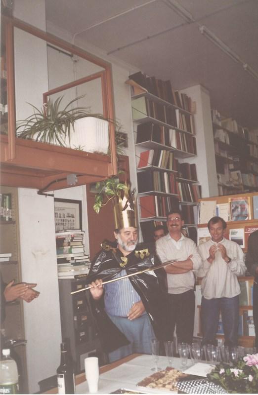 1993 Relleu del Cap de Departament