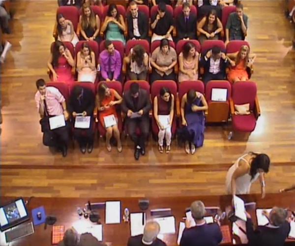 Graduacions