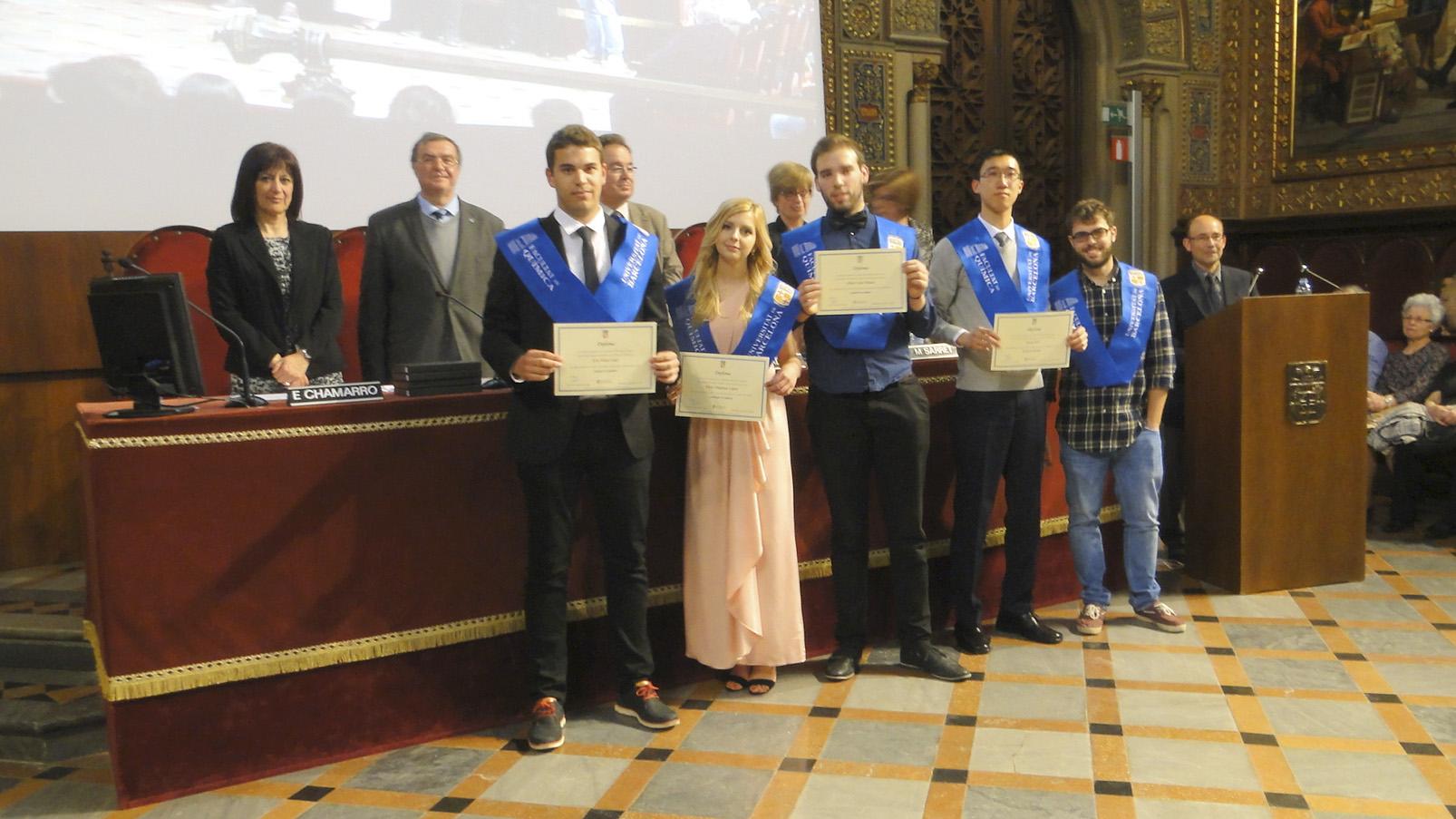 Graduació 2015