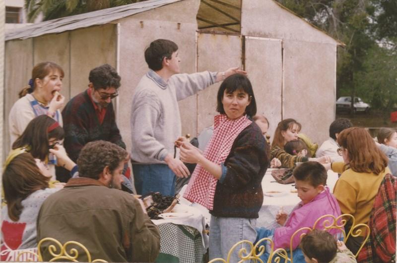 1991 Calçotada a Valls