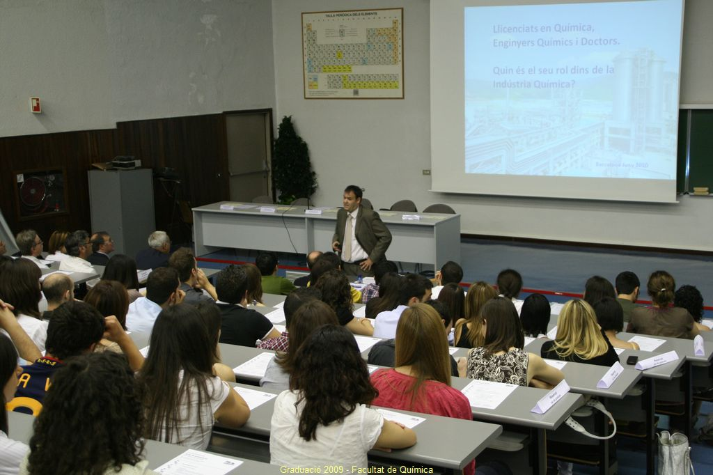 Graduació 2009