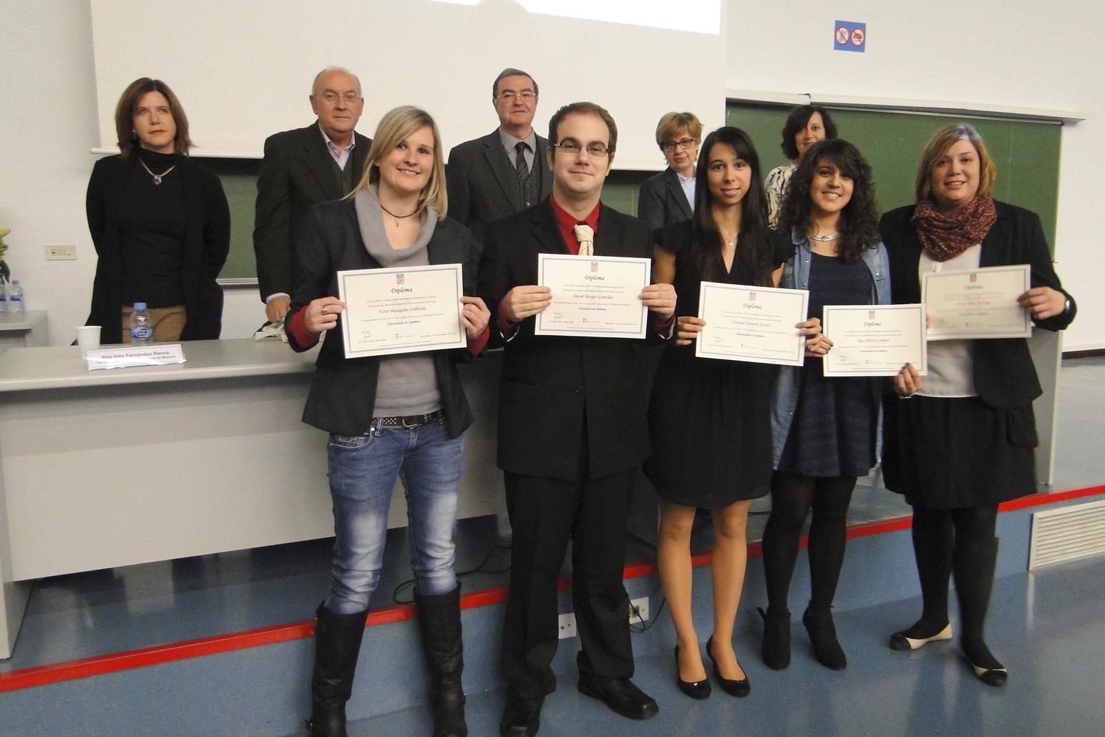 Graduació 2012