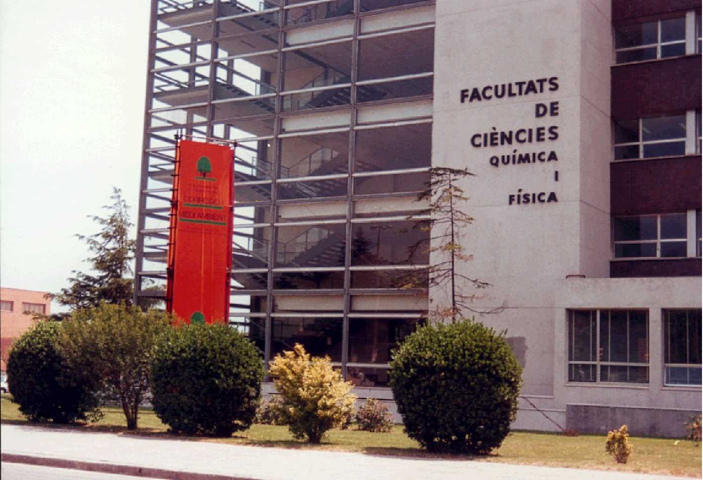 La Facultat al Campus Diagonal