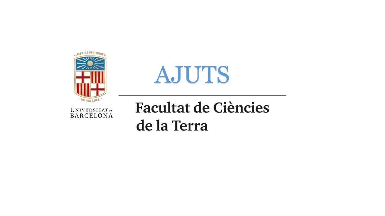 Avisos - Universitat de Barcelona