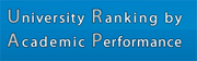 University Ranking by Academic Performance (URAP)