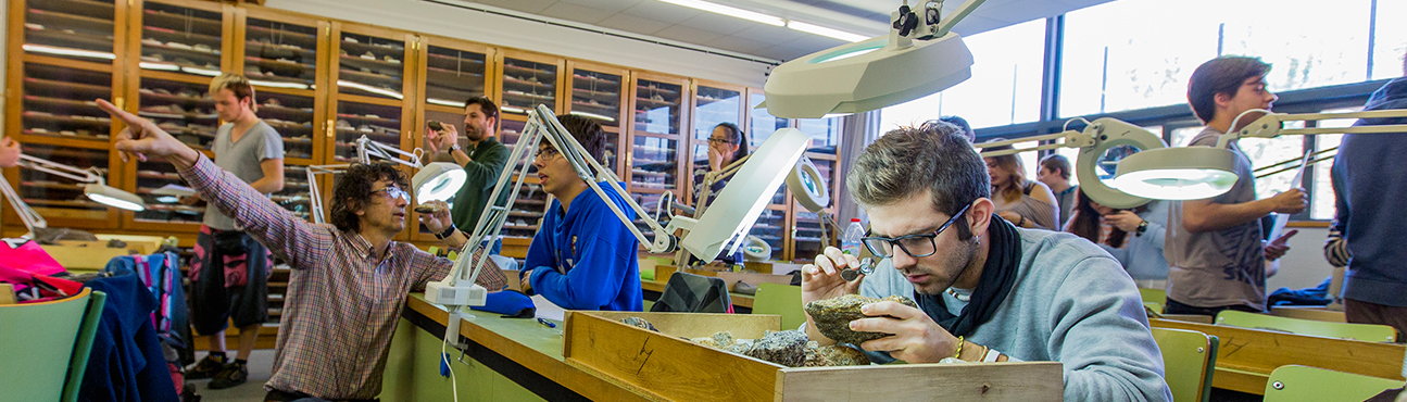 Marine Science and Geology, our bachelor's degrees