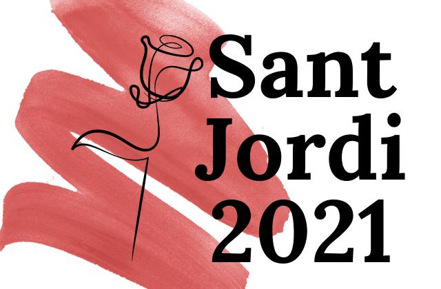 Sant-Jordi-2021 - Facultat de Geografia i Història - Universitat de Barcelona