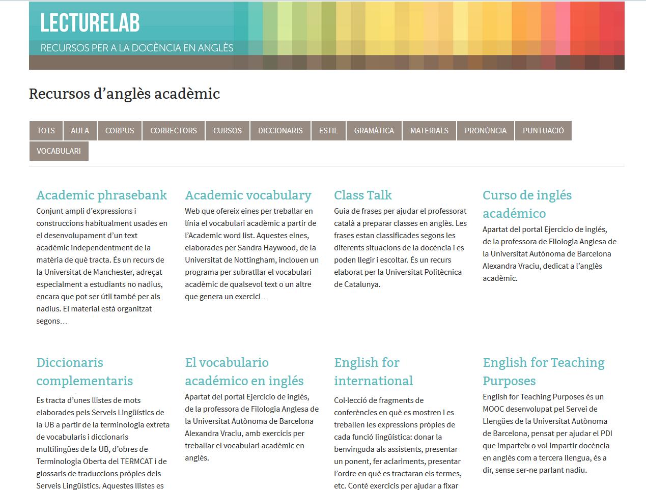 Anglès acadèmic