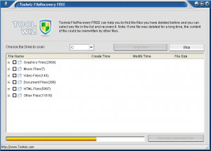 Tool Wiz File Recovery