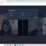 Temps d'intervenció de cada usuari amb el Jitsi Meet