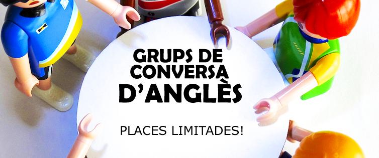 Inscripcions dels grups de conversa d'anglès