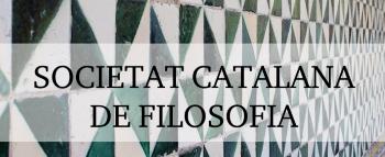 """Societat Catalana de Filosofia"""" align="""