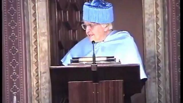 Doctora Honoris Causa a la professora Margherita Morreale