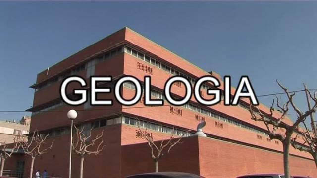 Facultat de Geologia