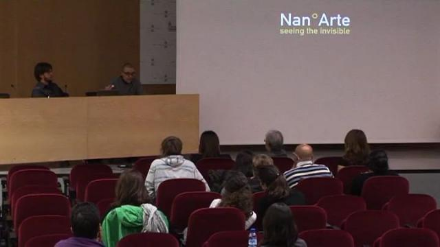 Nanoarte: hacia una remodelación del arte contemporáneo por Alessandro Scali y Alessandro Chiolerio