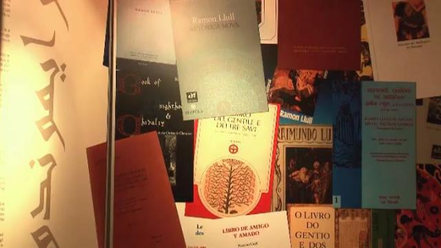 Exposició: Raimundus, christianus arabicus. Ramon Llull i l'encontre entre cultures