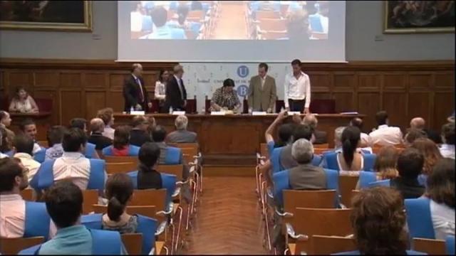 Acte de cloenda dels cursos de l'àrea de tecnologia de l'IL3 i el COEIC 2009-2010