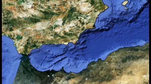 Los frentes oceánicos son barreras naturales para larvas y peces