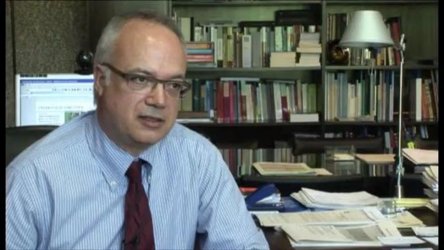 Enoch Albertí Rovira, Degà de la Facultat de Dret